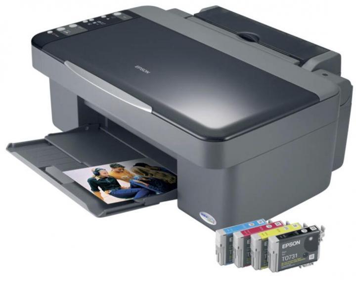 Descargar Drivers Epson Stylus CX3900 Impresora