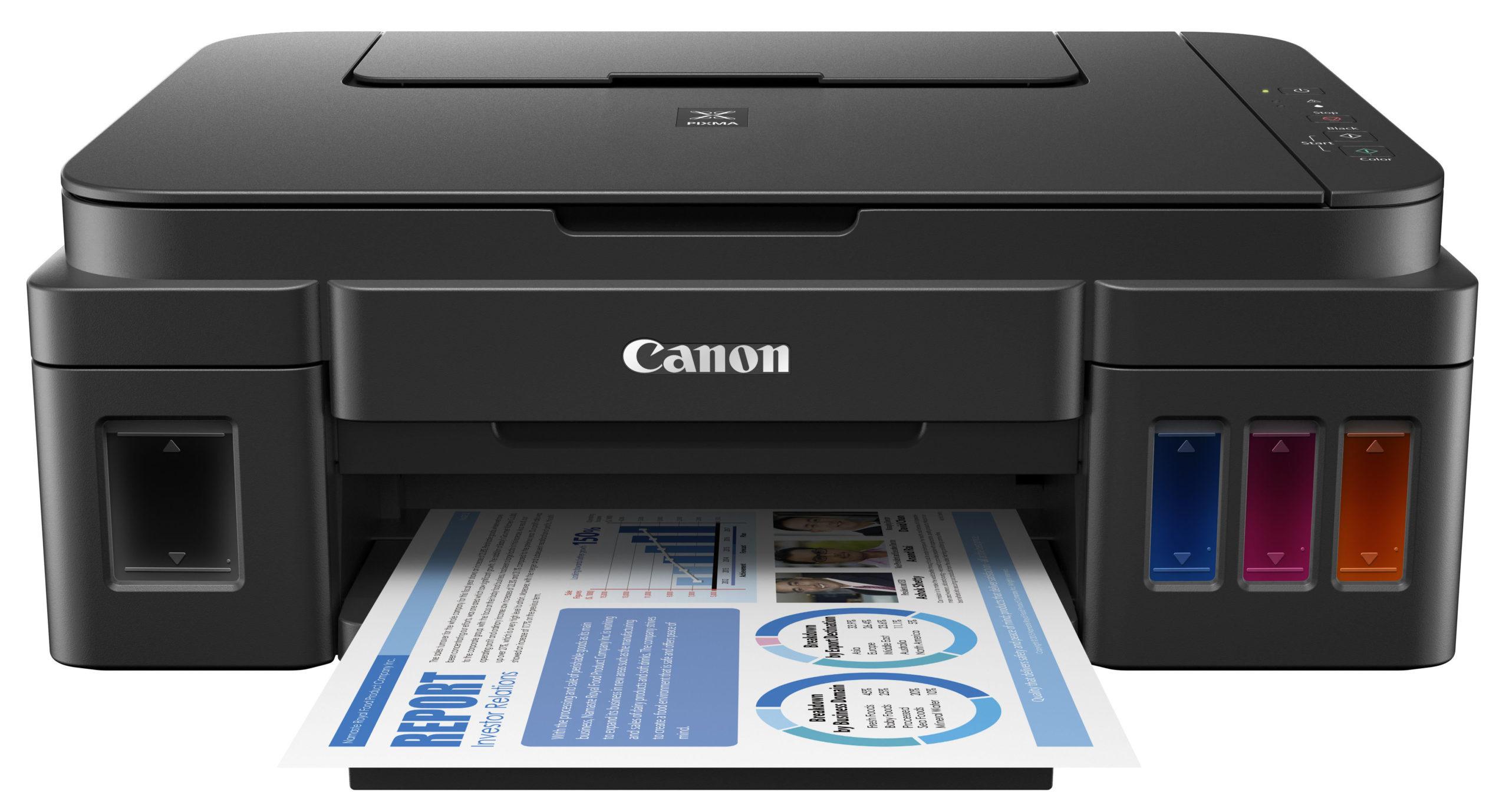 Descargar Driver Canon G1110 Impresora