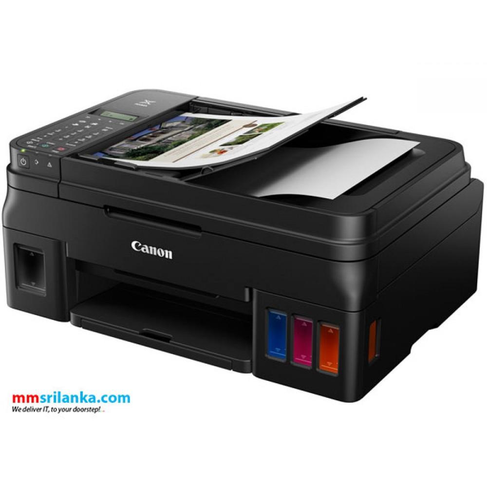 Descargar Driver Canon G4010 Impresora Y Instalar Scan