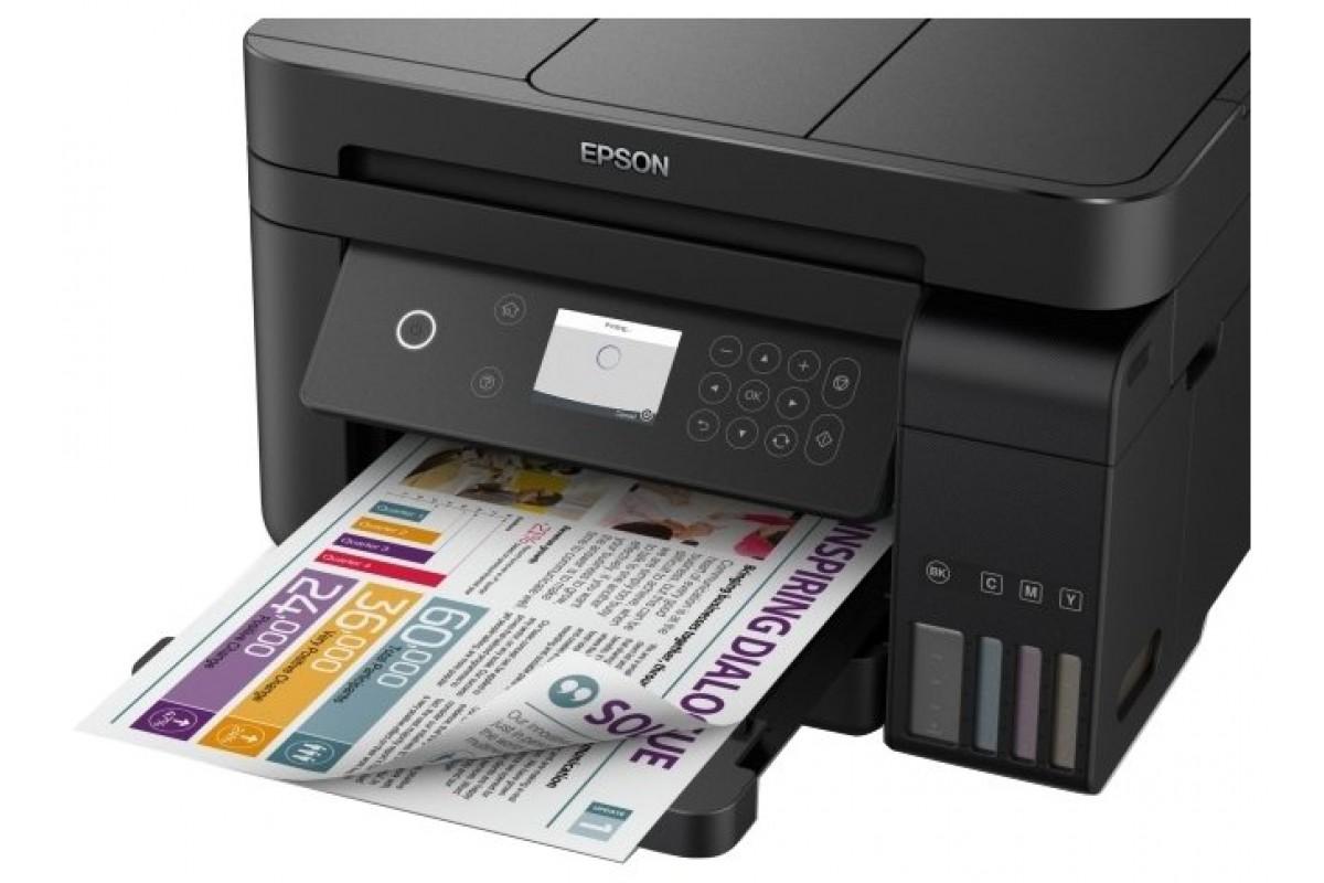 Descargar Driver Epson L6171 Impresora