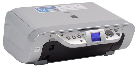 Descarga del controlador de impresora Canon PIXMA MP460