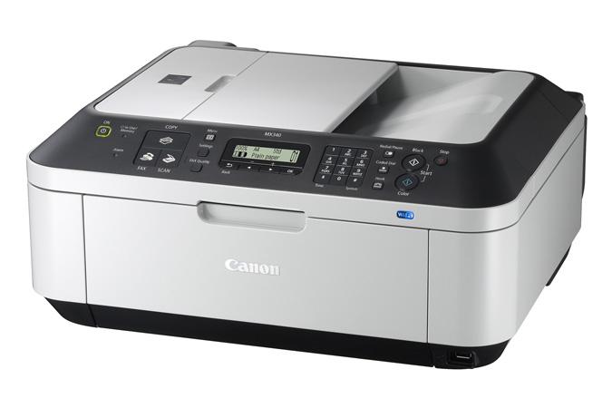 Descarga del controlador de impresora Canon PIXMA MX340