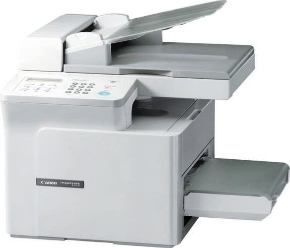 Descarga de controlador de impresora Canon imageCLASS D340