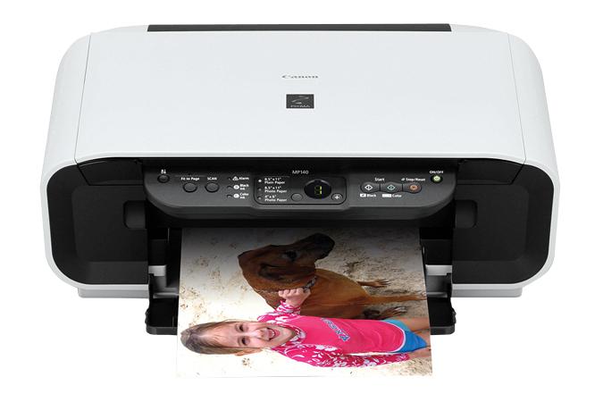 Descarga del controlador de impresora Canon PIXMA MP140