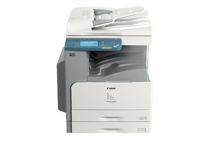 Descarga de controlador de impresora Canon imageCLASS MF7280