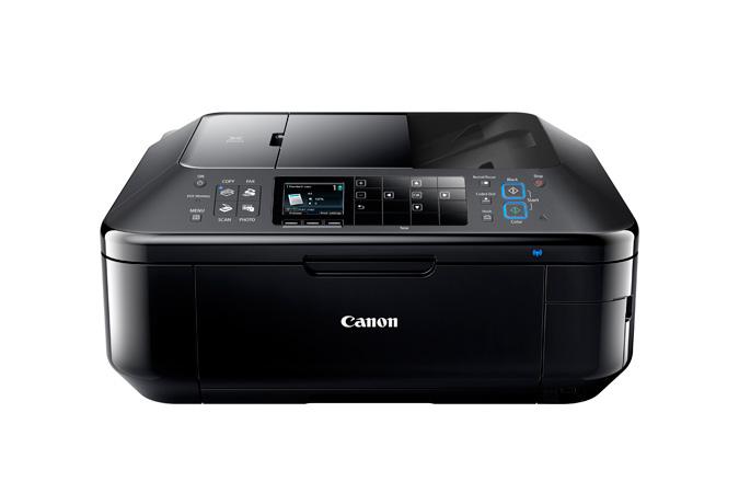 Descarga del controlador de impresora Canon PIXMA MX712