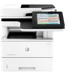 Descargar (Downloads) HP LaserJet Managed M527dnm MFP MFP Driver Impresora Y Instalar Completo
