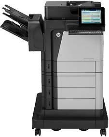Descargar Drivers HP LaserJet Enterprise Flow MFP M630z