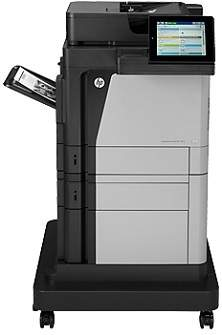 Descargar Drivers HP LaserJet Enterprise MFP M630h