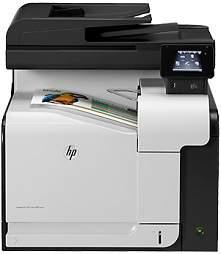 HP LaserJet Pro 500 M570dw Descarga de controladores y software