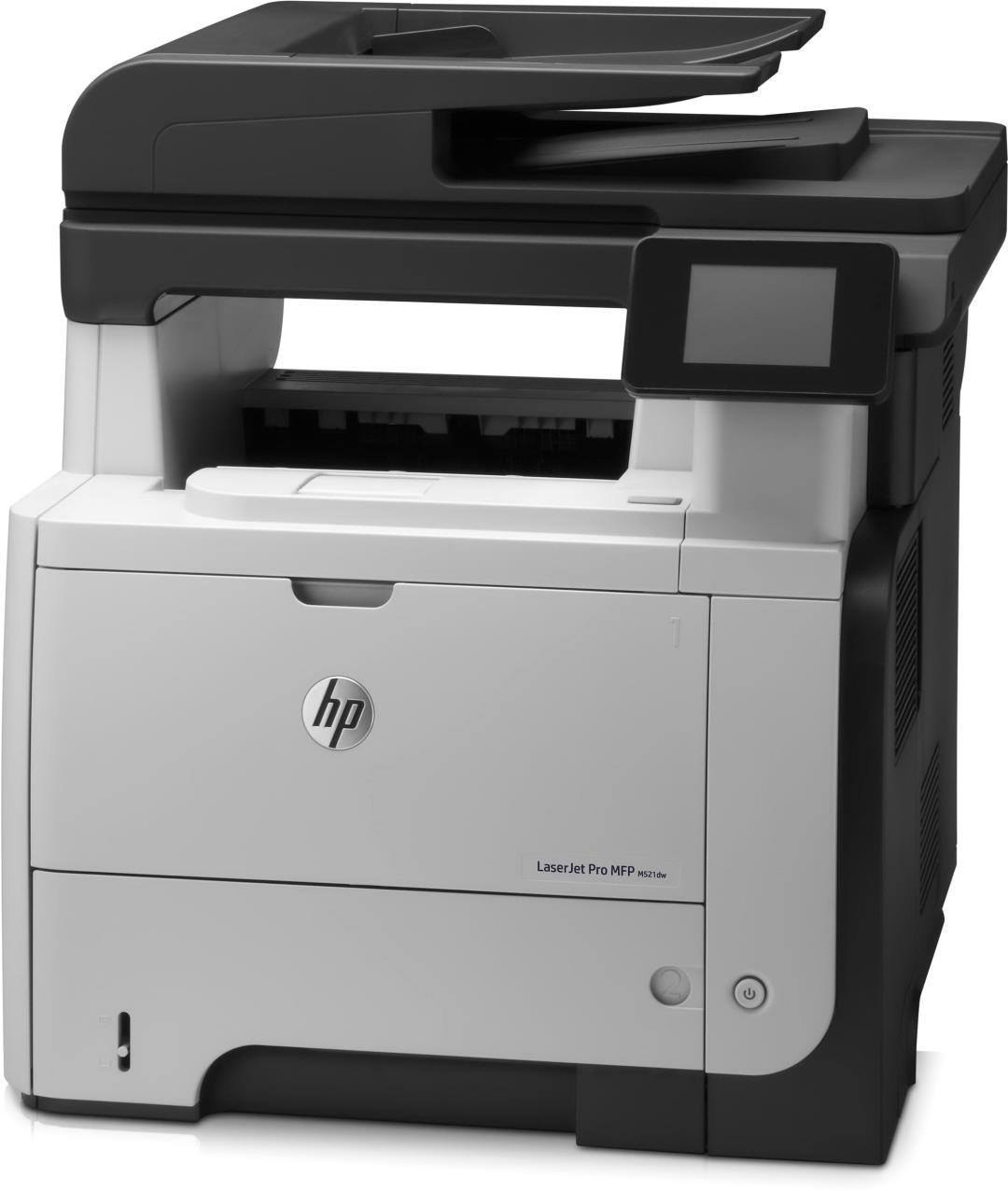 Descargar (Downloads) HP Color LaserJet Pro M521dw MFP Driver Impresora Y Instalar Completo